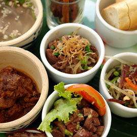 la cuisine cambodgienne: spécialités du cambodge