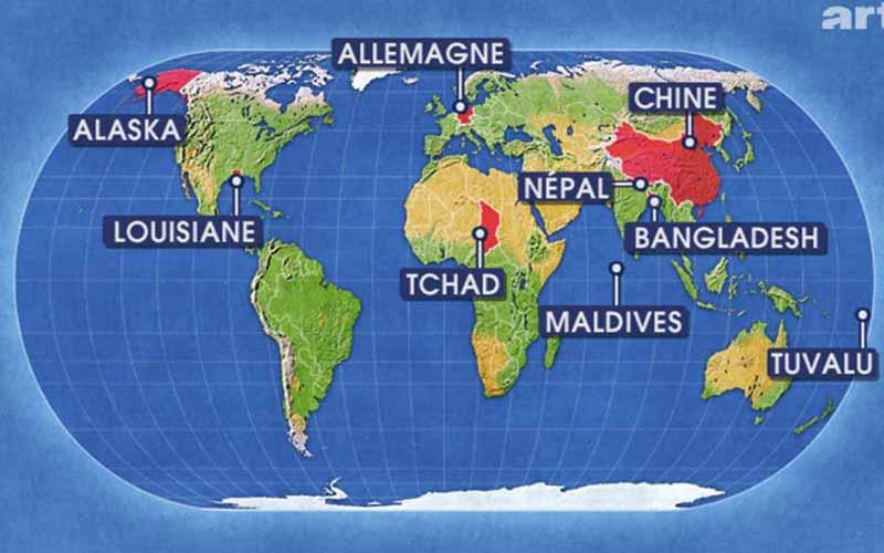 Carte Asie Maldives.Carte Des Maldives